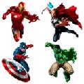 Раскраски Мстители