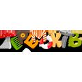 Раскраска Теремок ТВ