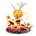 Раскраски Пчелка майя