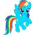 Раскраски Маленькие пони