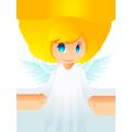Раскраски Ангелы
