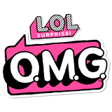 Раскраски ЛОЛ ОМГ - распечатать в формате А4