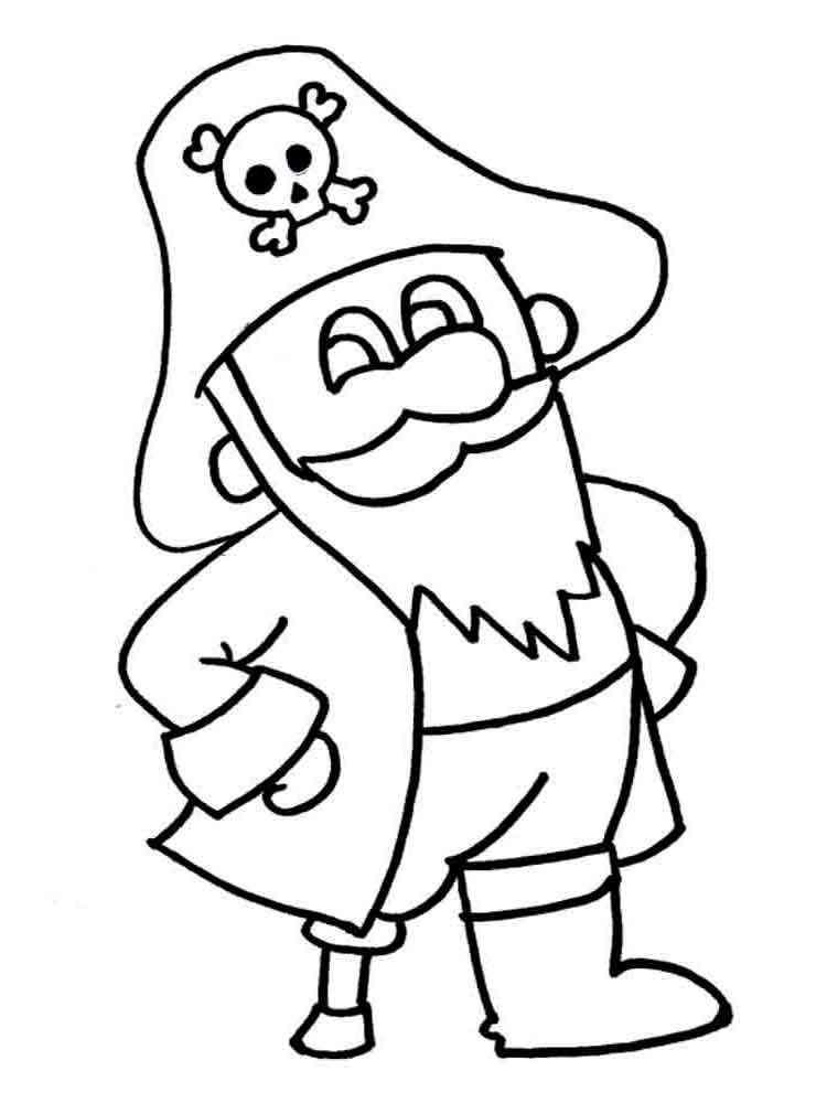 Раскраски пираты лего