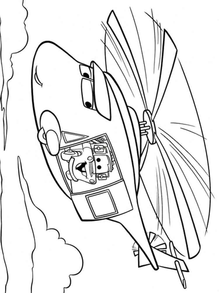 Раскраска для мальчика молния маквин