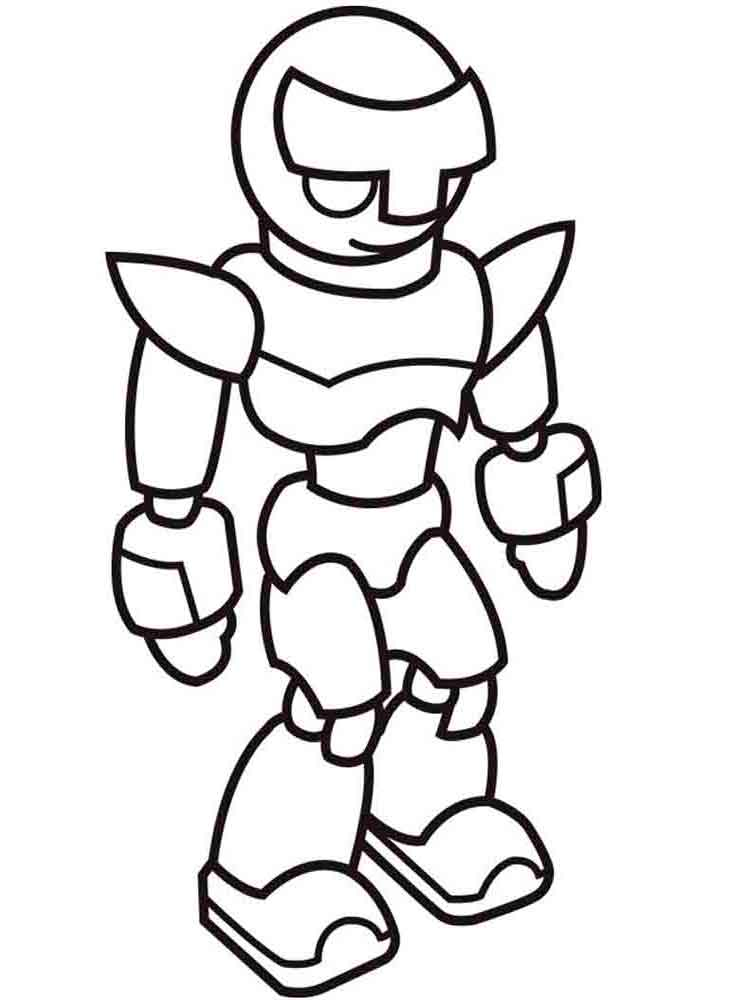 раскраски роботы скачать и распечатать раскраски роботы