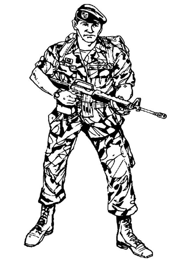 Winter Soldier Arm Pattern Sketch Coloring Page
