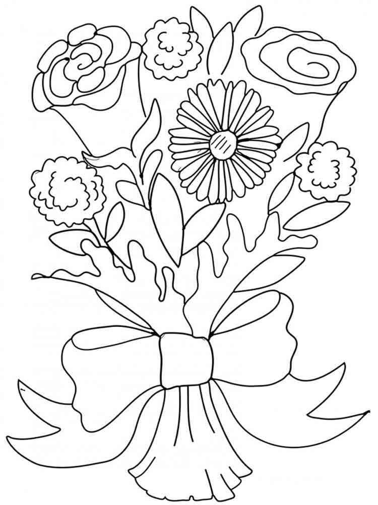 Раскраска для учителя красивые печать