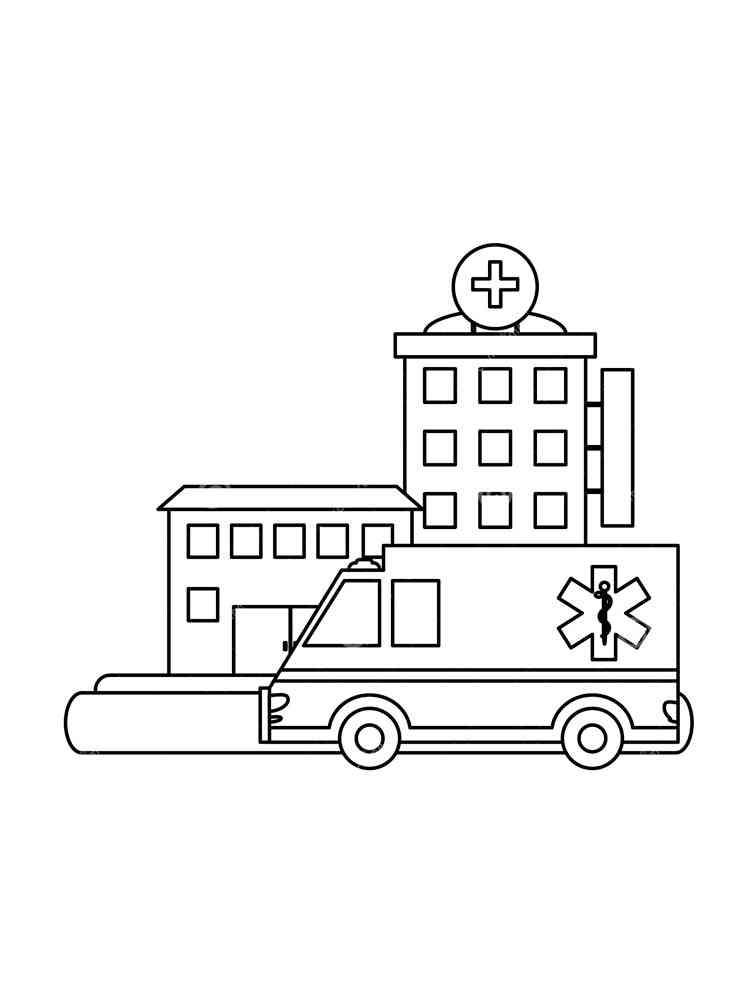 Raskraski Bolnica Raspechatat V Formate A4