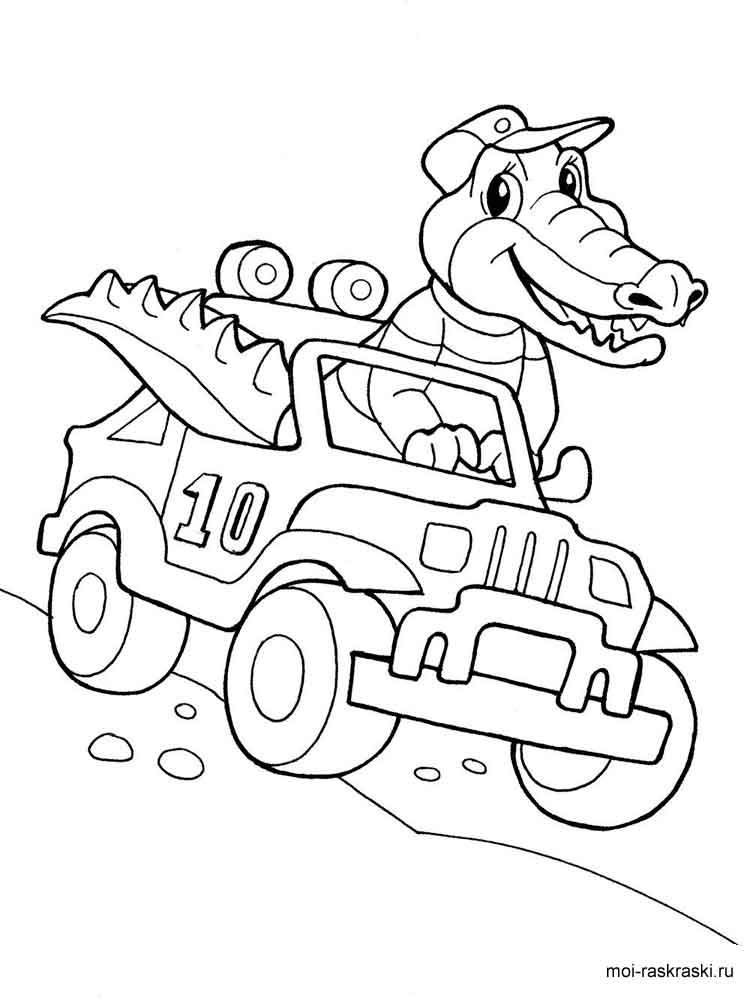 Раскрашивать раскраски для детей 6 лет