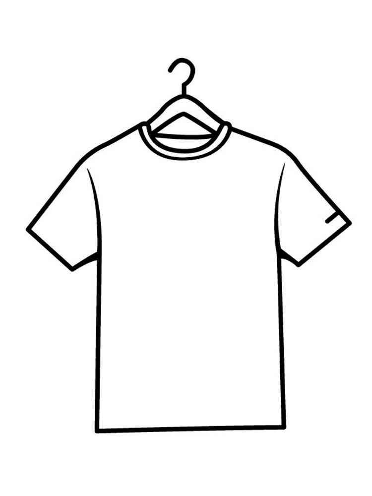 картинки футболки для раскраски бруса изготавливается