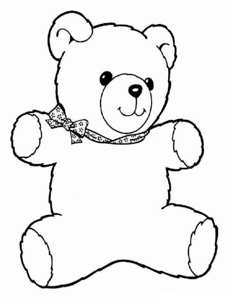Картинки медведей плюшевых