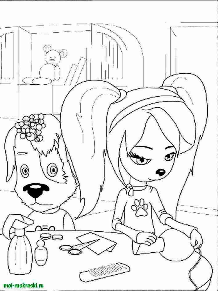 раскраски из мультфильма барбоскины скачать и распечатать