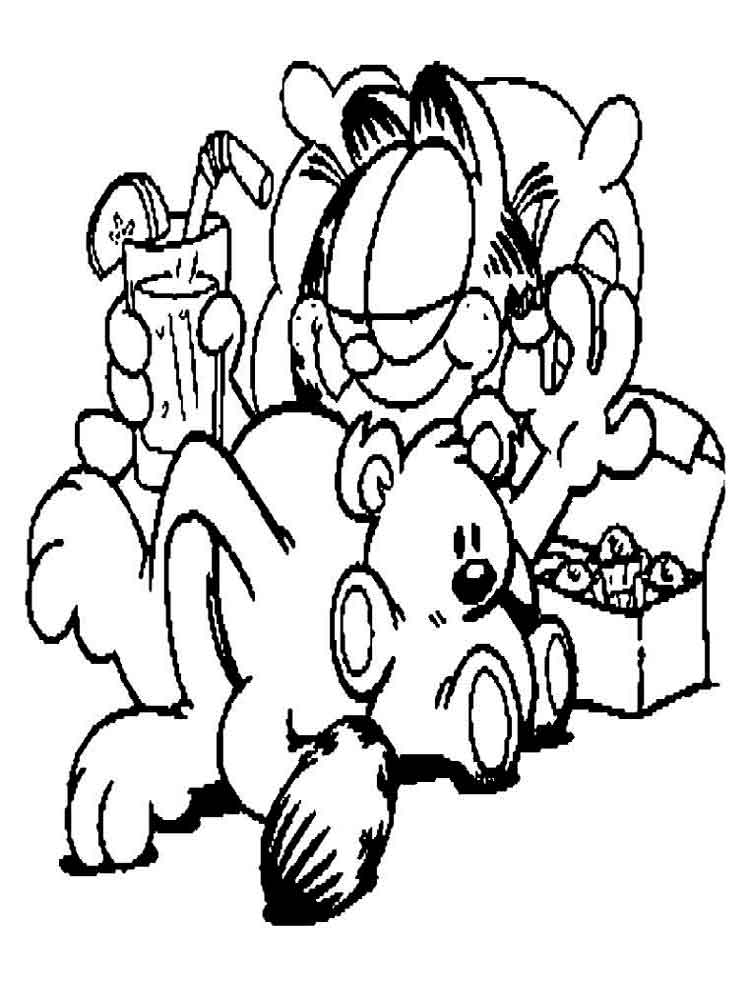 Раскраска трактора мультфильма