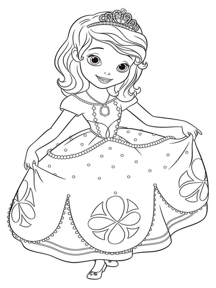 Образ принцессы привлекает маленьких любознаек с самого раннего возраста