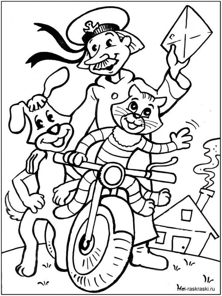 Лиса картинки для детей раскраски