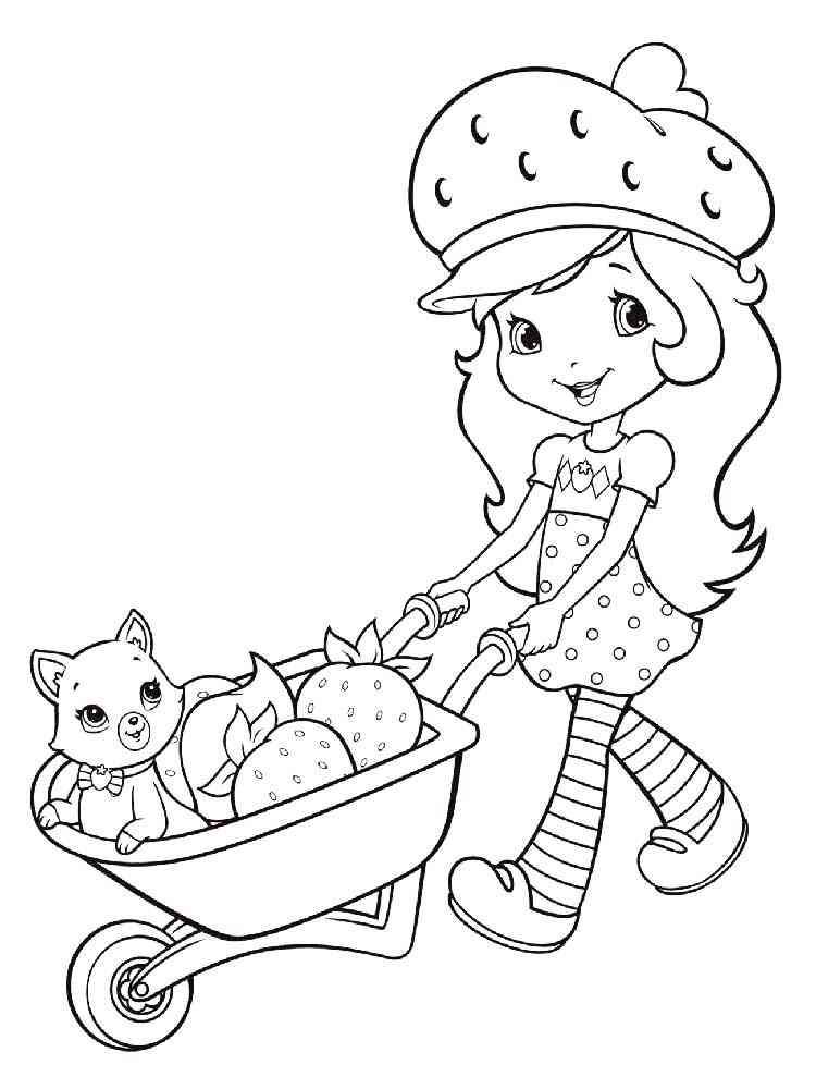 Матрешки раскраски для детей