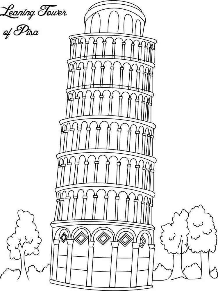 что раскраска памятники архитектуры она