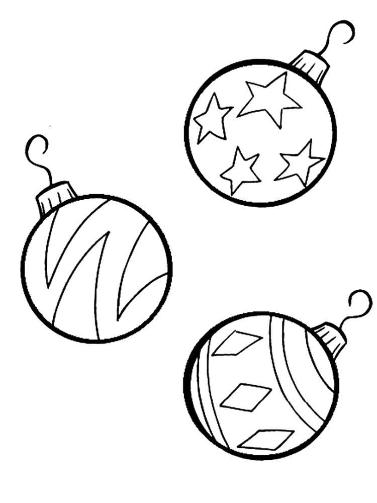Рисунки игрушек на елку возможно прочесть