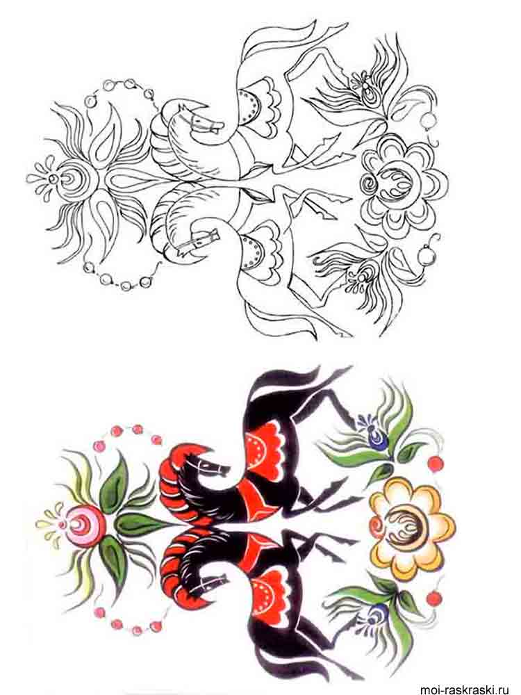Чебурашка раскраска