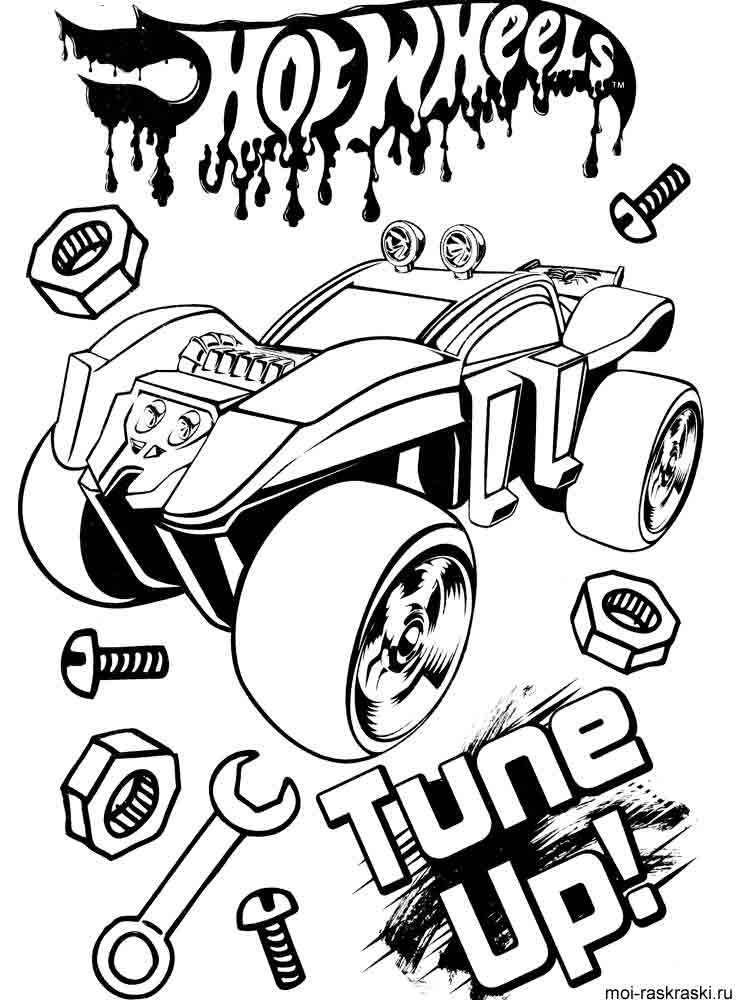 for Hot wheels battle force 5 coloring pages