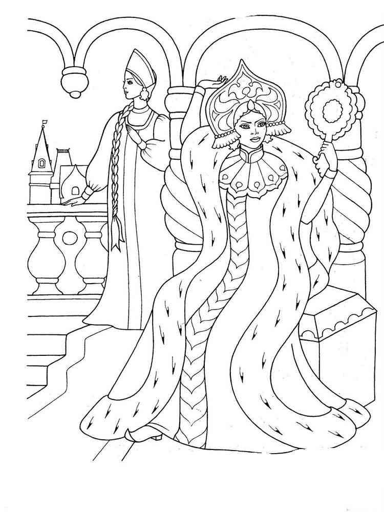 все картинки раскраски на тему сказки пушкина таком случае разрешено